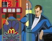 Art Deco sets new records at Saint Laurent sale