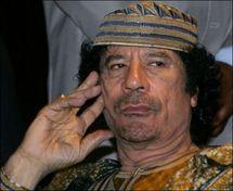 Kadhafi backs lifting Mauritania sanctions