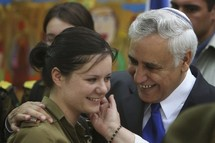 Israel's ex-president says being lynched in sex case