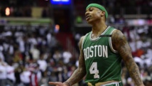 NBA: Boston's Thomas fined for cursing at heckler