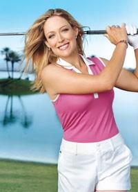 Golf: Kerr holds off Kim to win LPGA Michelob crown
