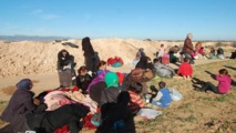 UN urges Morocco and Algeria to help stranded Syrians