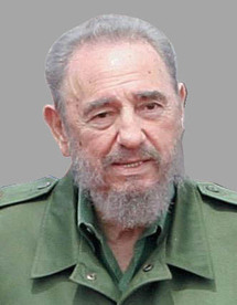 US spy case a 'ridiculous tale': Cuba's Fidel Castro