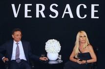Versace announces CEO's exit
