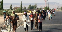 Syrians displaced from IS bastion Raqa dream of Eid at home