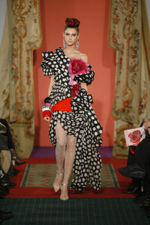 Sombre haute couture week ahead