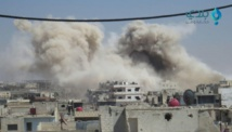 Syria army declares 48-hour truce in southern city