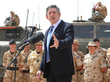 PM insists enough British troops in Afghanistan