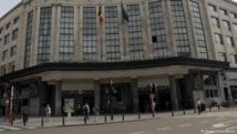 Explosion rocks Brussels train station, one suspect shot
