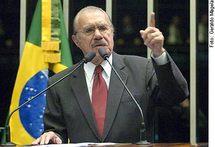 Pressure mounts on Brazilian senate chief
