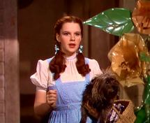 Banking on Dorothy: Kansas town cashes in on Oz