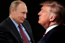 Trump, Putin in first showdown at fractious G20