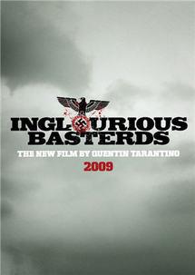 'Inglourious Basterds' takes box office top spot