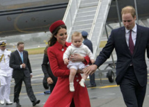 Britain's William and Kate head for Poland, Germany