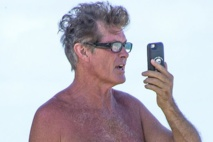 David Hasselhoff says big screen revivals show he's still 'semi-cool'
