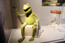 NY museum honors Kermit the Frog and his creator