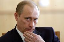 Medvedev and Putin have 'same blood'