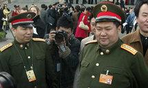 Mao's grandson no general yet: spokesman