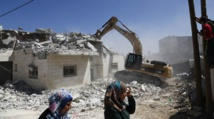 Israel demolishes homes of Palestinian attackers in West Bank