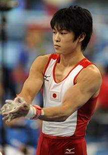 Gymnastics: Japan's Uchimura takes world title