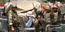 Lebanese army launches border offensive against Islamic State