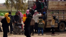 UN: Residents of IS-held al-Raqqa need to be evacuated