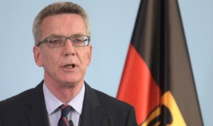German interior minister says no risk of repeat refugee wave