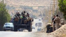 Lebanese soldiers' remains believed found in IS area amid ceasefire