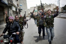 Syria's rebel stronghold takes shape as a Taliban-style statelet