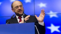 Schulz on offensive over Turkey, refugees in TV clash with Merkel