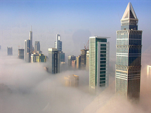 Dubai's towers