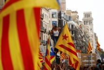 Independence promised as Catalonia votes 'yes' in violent referendum