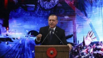 Erdogan: 'Serious operation' for Idlib amid army build-up on border