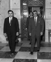 Syrian leader who oversaw 1960s nationalisation dies at 88