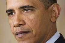 US President Barack Obama speaking at the White House in Washington, DC (AFP/Jim Watson)