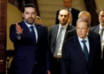 Hariri tells Lebanese president he returns home on Wednesday