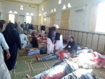 235 people killed in attack on Egyptian mosque