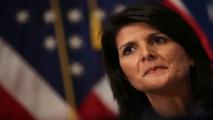 Nikki Haley: Trump sexual harassment accusers 'should be heard'