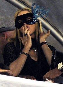 Madonna at the Rio Carnival