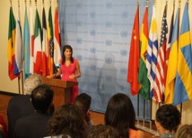 Haley accuses Iran of supplying missiles to Yemen rebels