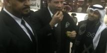 Saudi Arabia lays red carpet for Hollywood with Travolta visit