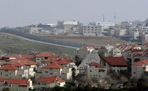 The Jewish settlement of Pisgat Ze'ev in east Jerusalem
