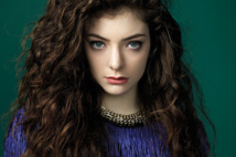 pop singer Lorde