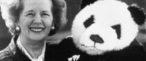 Britain's Thatcher refused to let panda on plane, files show