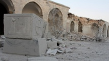 Raids on north-west Syria kill 7 civilians, partially destroy museum