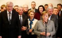 Sources: Merkel secures breakthrough in coalition talks