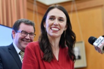 New Zealand PM Jacinda Ardern reveals she is pregnant