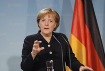 Merkel: German party leaders face 'a lot of work' to form government