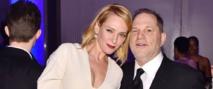 Actress Uma Thurman lobs latest allegations against Harvey Weinstein