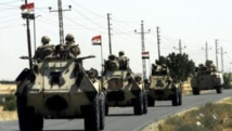 Roadside bomb kills two police personnel in Egypt's volatile Sinai